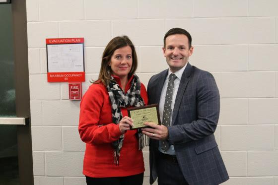 Circleville Elementary's Andi Hoskins named 'Ohio Lottery