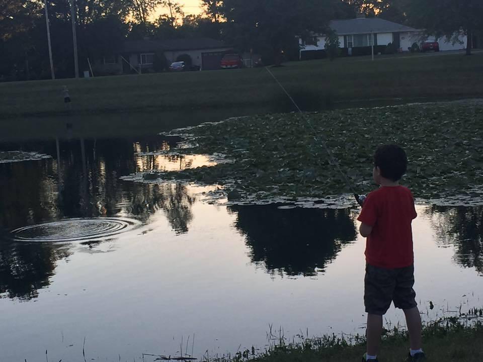Free Kids Fishing Tournament Prizes Awarded - Scioto Post