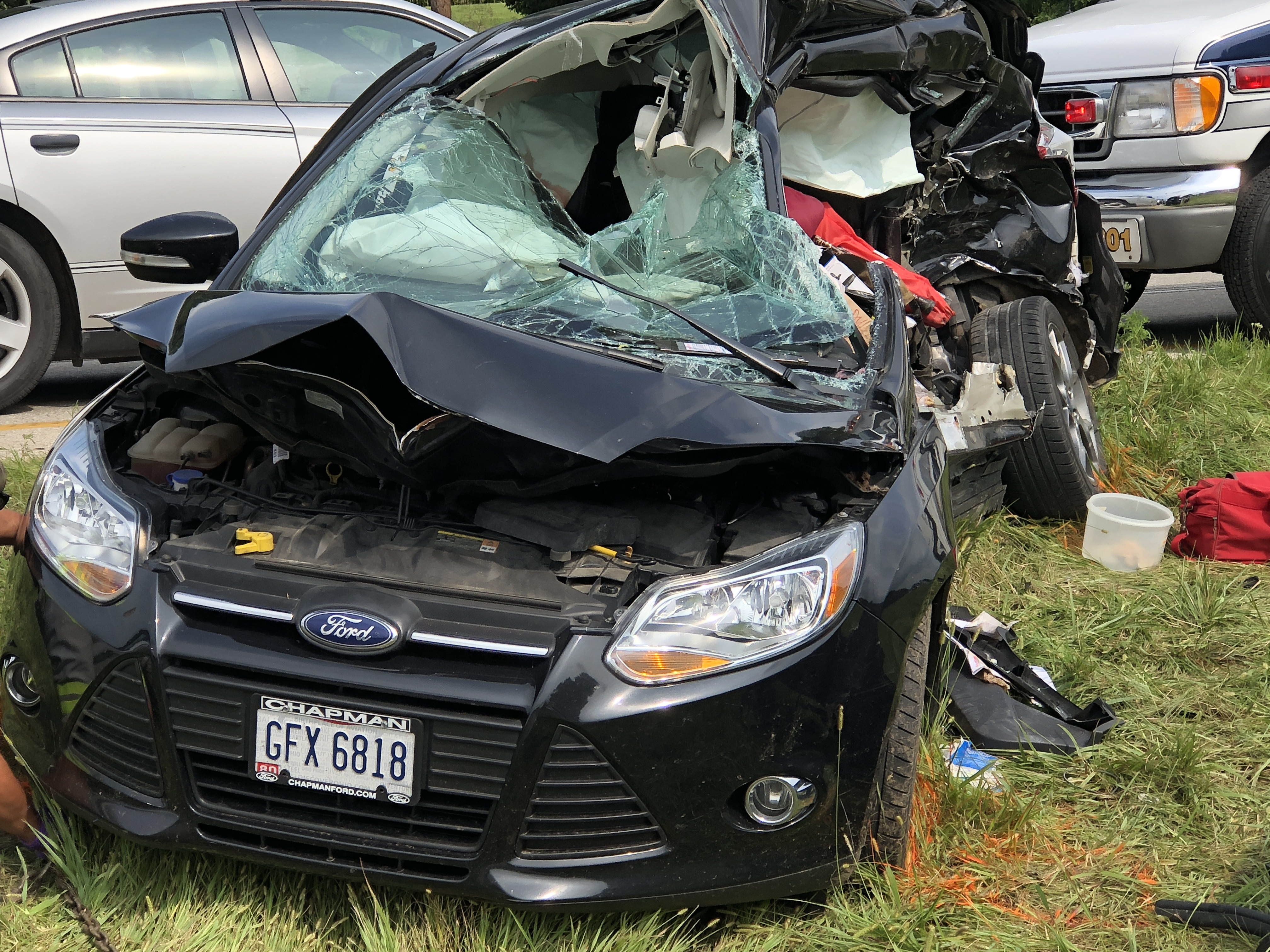 Fatal Accident Takes the Lives of Two and Sends Two Others