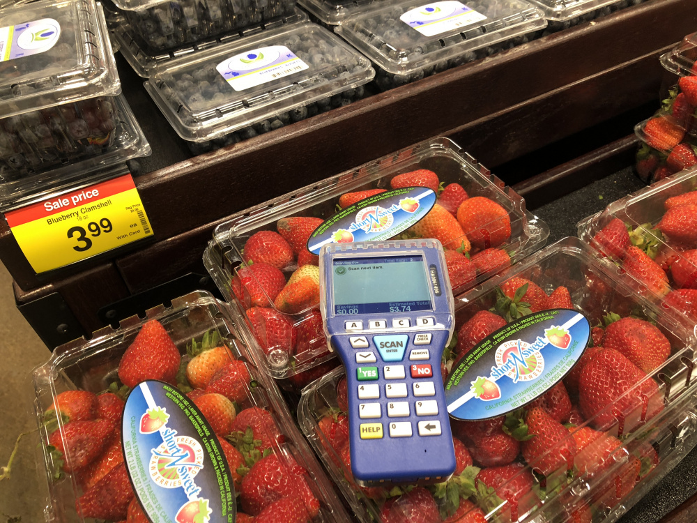 Kroger Unveils Scan and Go Feature and Will be Up in Operation Next