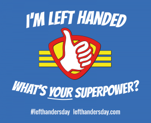 today is national left handers day who s left handed scioto post