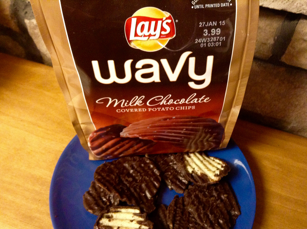 Lays Releases Limited Edition Chocolate Chips For The