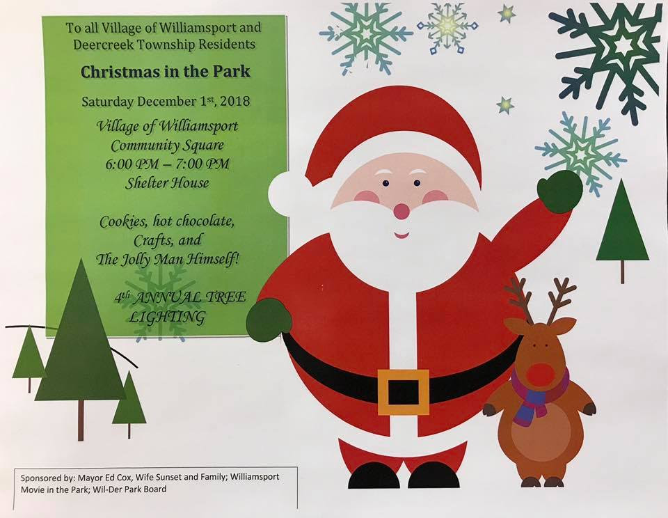 Circleville Oh Christmas Parade December 1, 2020 FREE EVENTS: Santa Is Coming to Town Next Week!   Scioto Post