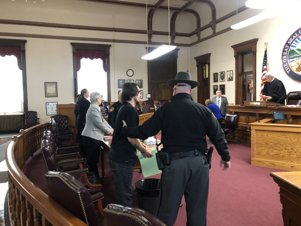 c947f3b13c CIRCLEVILLE – Jury has convicted Jvon Stapleton of 41 of 42 counts of sex  crimes against minors and Judge Kneece has sentenced Stapleton to 32 1 2  years ...