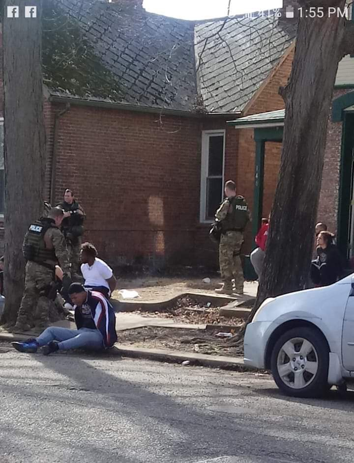 Drugs Bust on Hirn Street in Chillicothe Charges Nine People