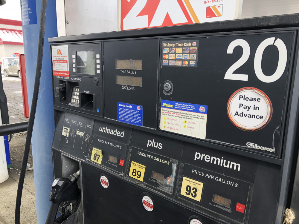 Card Skimmer Found at BP Gas Station in Chillicothe - Scioto Post