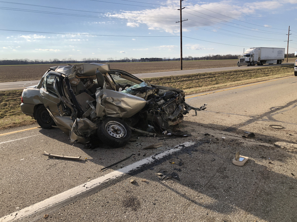 Morning Commute Accident Sends One to Hospital - Scioto Post
