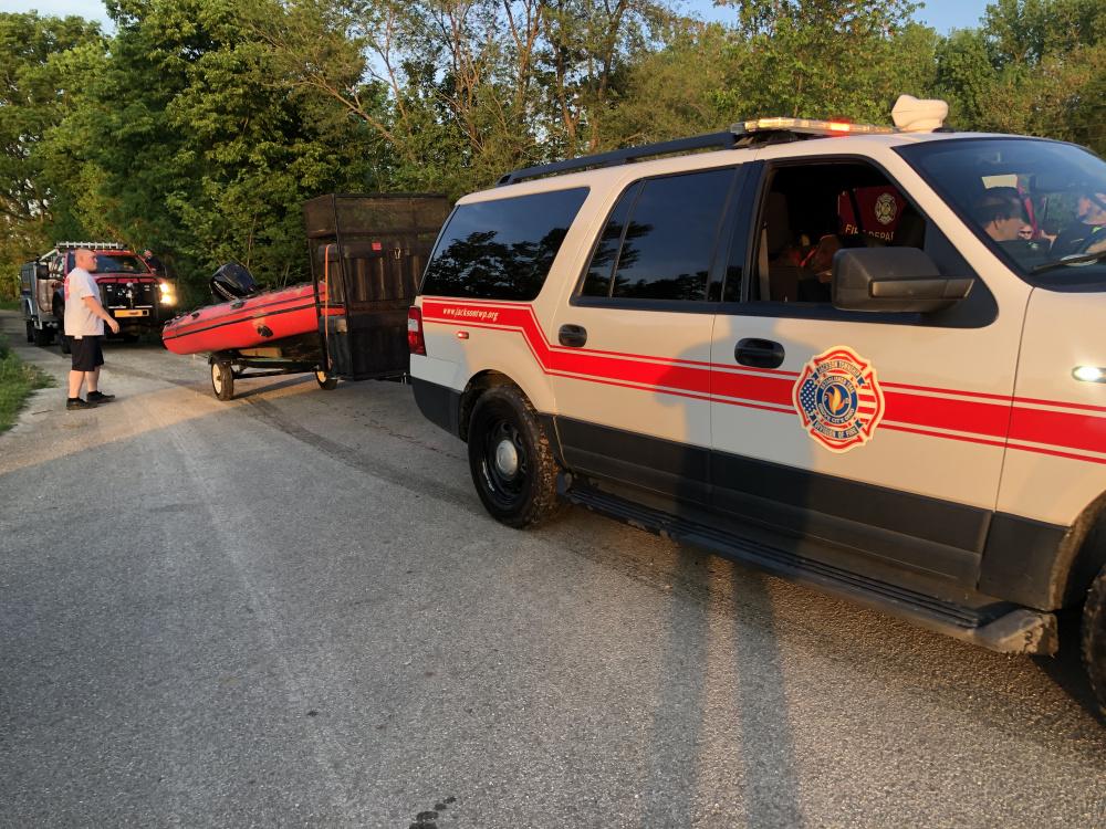 Mutual Aid Comes to Rescue Three Kids From Scioto River