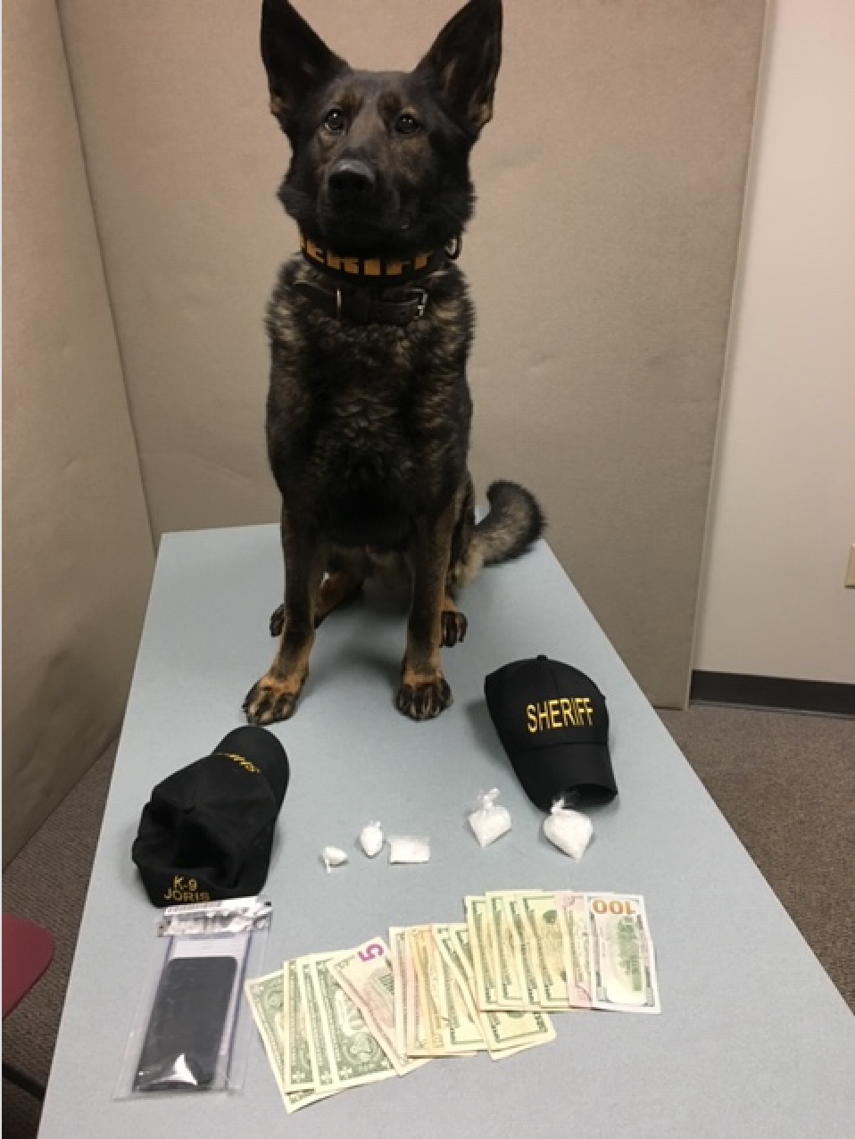 Pickaway Sheriffs Seize Over Two Ounces of Meth on Huston