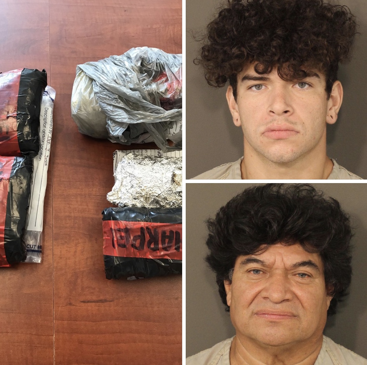 Latest News Illegal Immigrants: Franklin County Sheriff Seize Over 6 Pounds Of Mexican