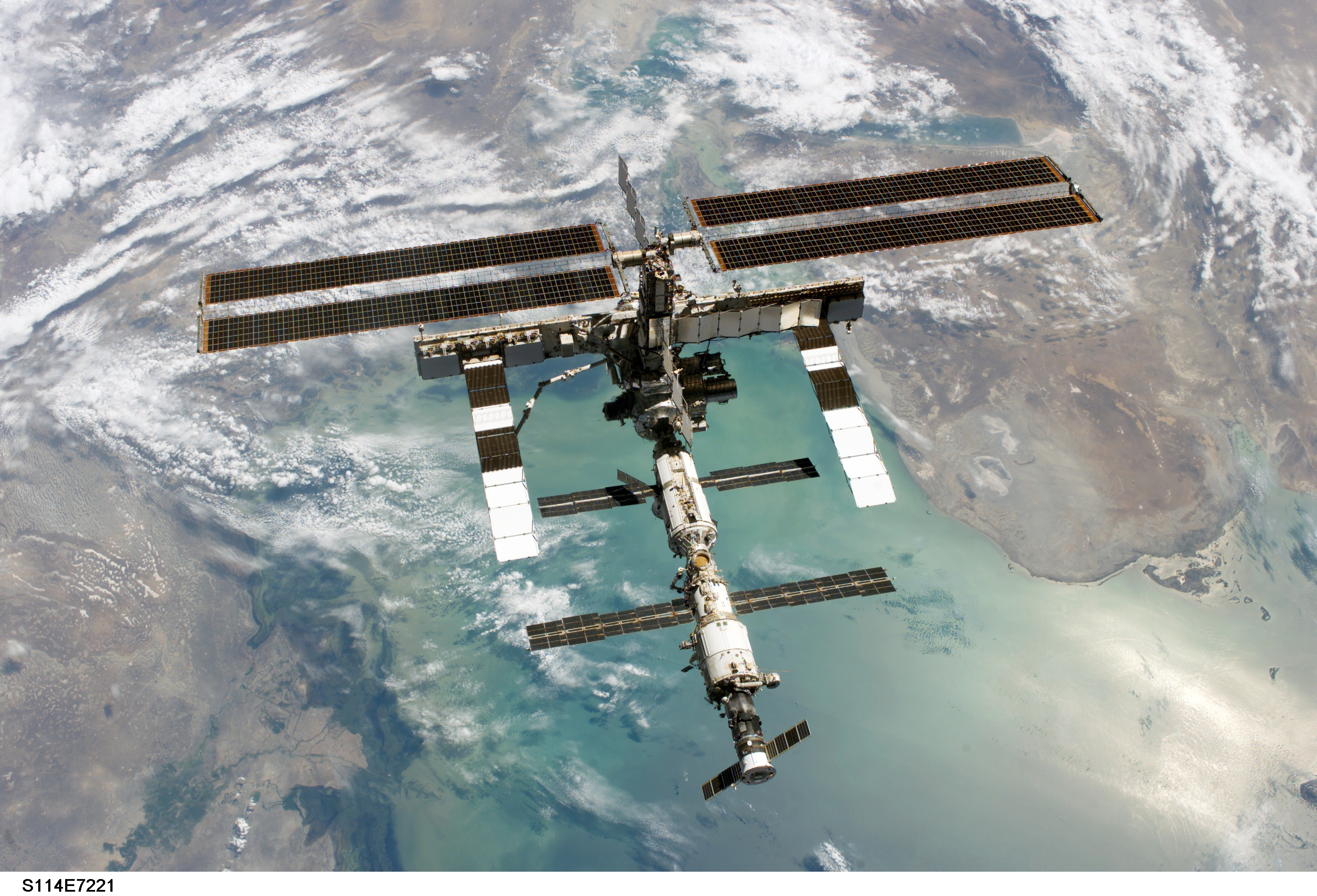 International Space Station will Be Viewable Tonight in