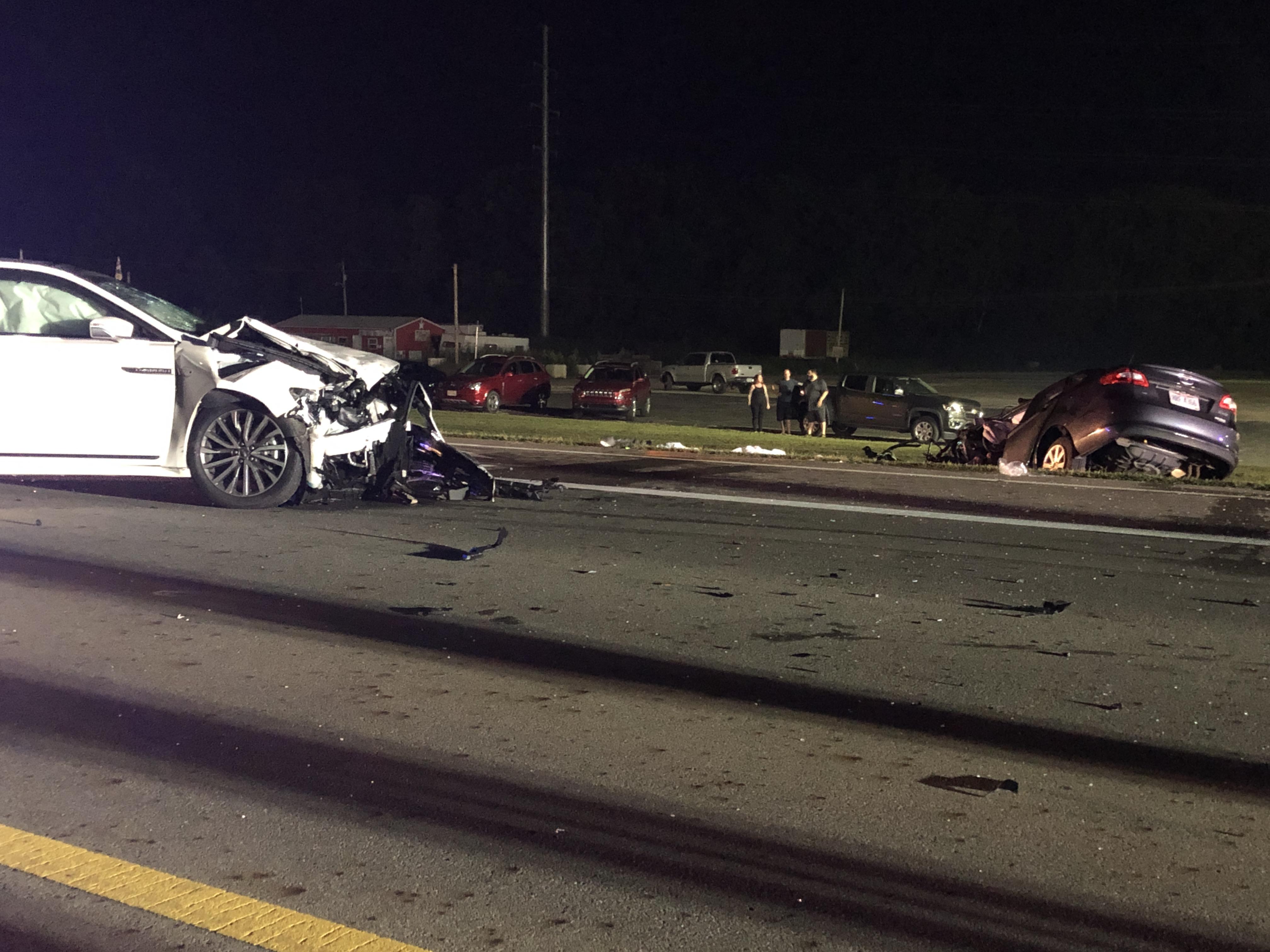 Three Killed in Fatal Crash on U S  23 in Pickaway County