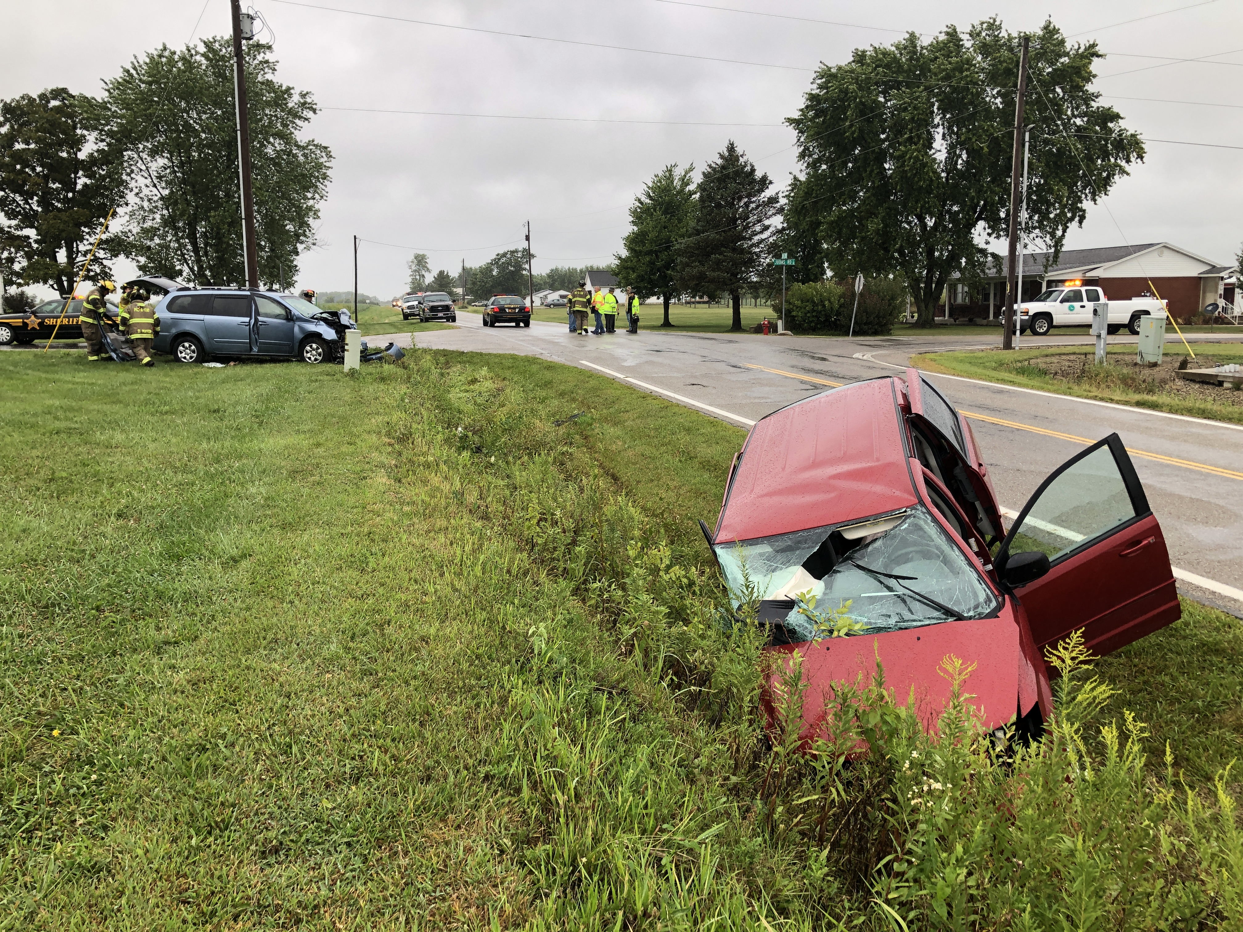 95-Year-Old Killed in Pickaway County Accident in Perry