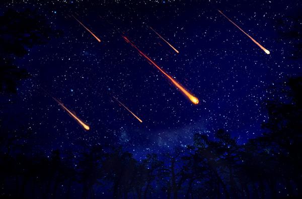 Look Up Meteor Shower Starts Tonight Peaks This Week Scioto Post