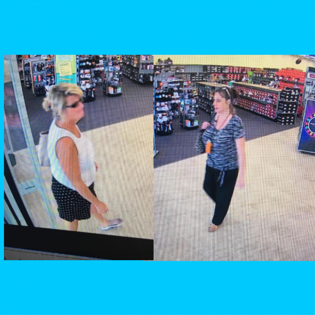 Chillicothe Police Ask Help for I D  of Two People Wanted in