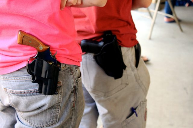 Freedom Movement USA Calls for Boycott Day on Open Carry Ban
