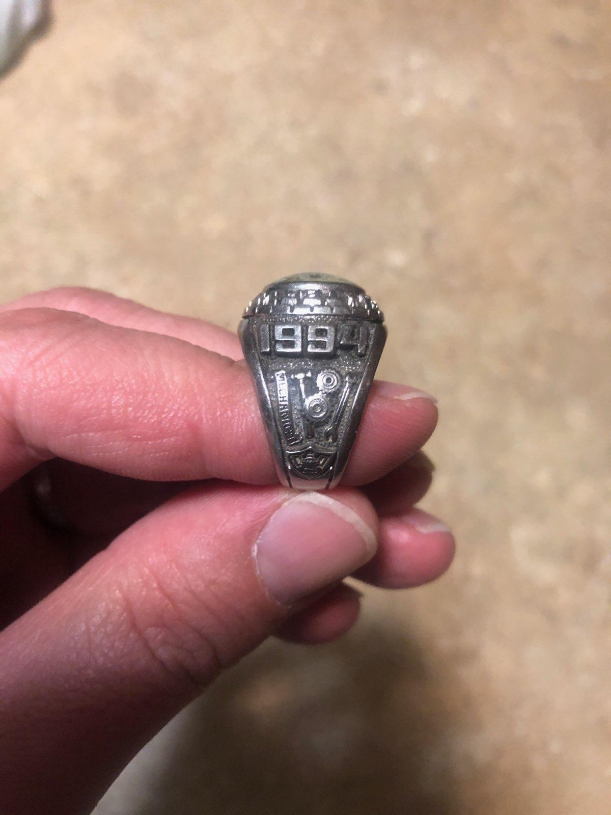 Another Class Ring Found Can We Find The Owner Scioto Post