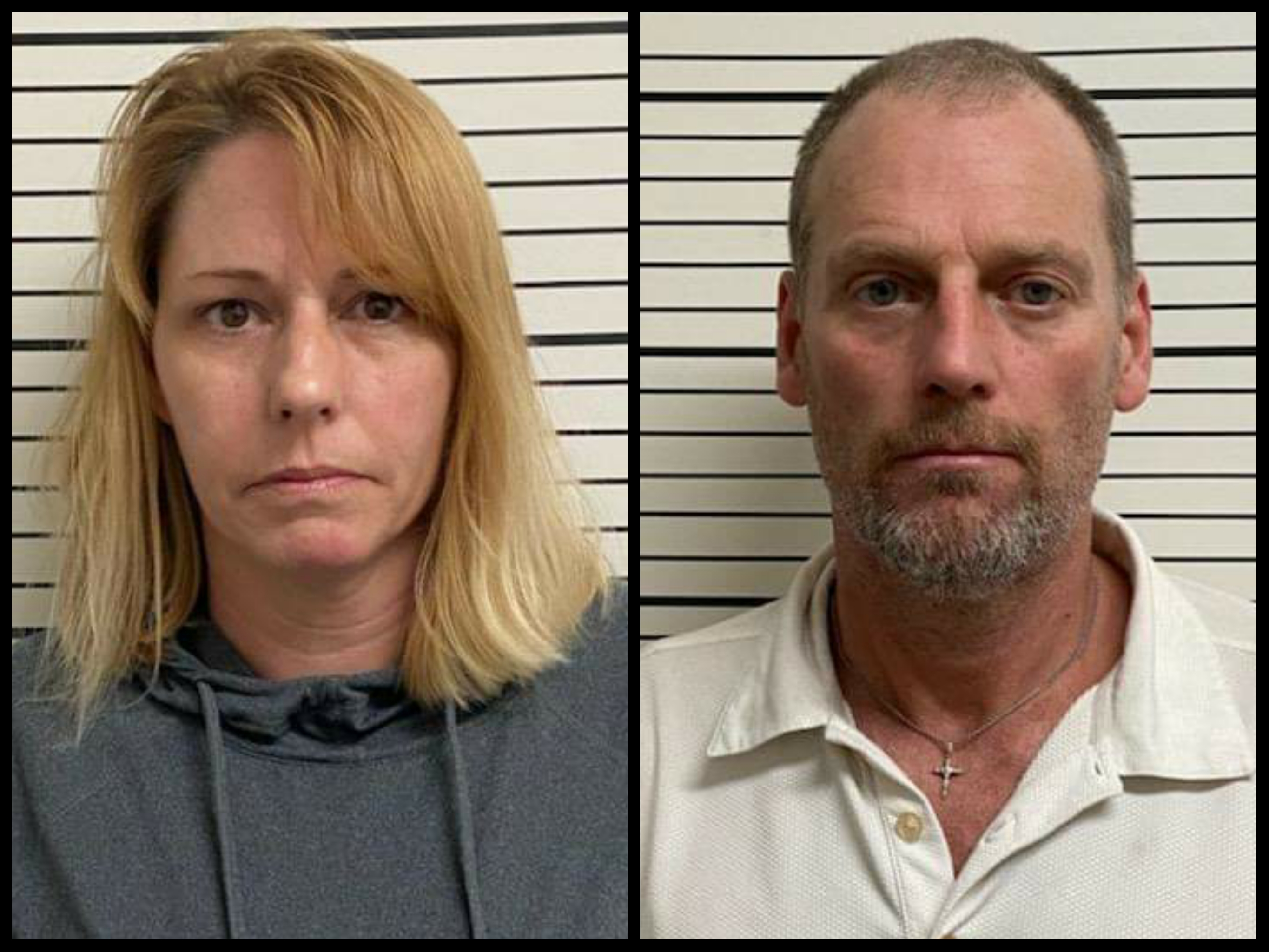 Vinton County OH- Two Arrested for Aggravated Burglary and