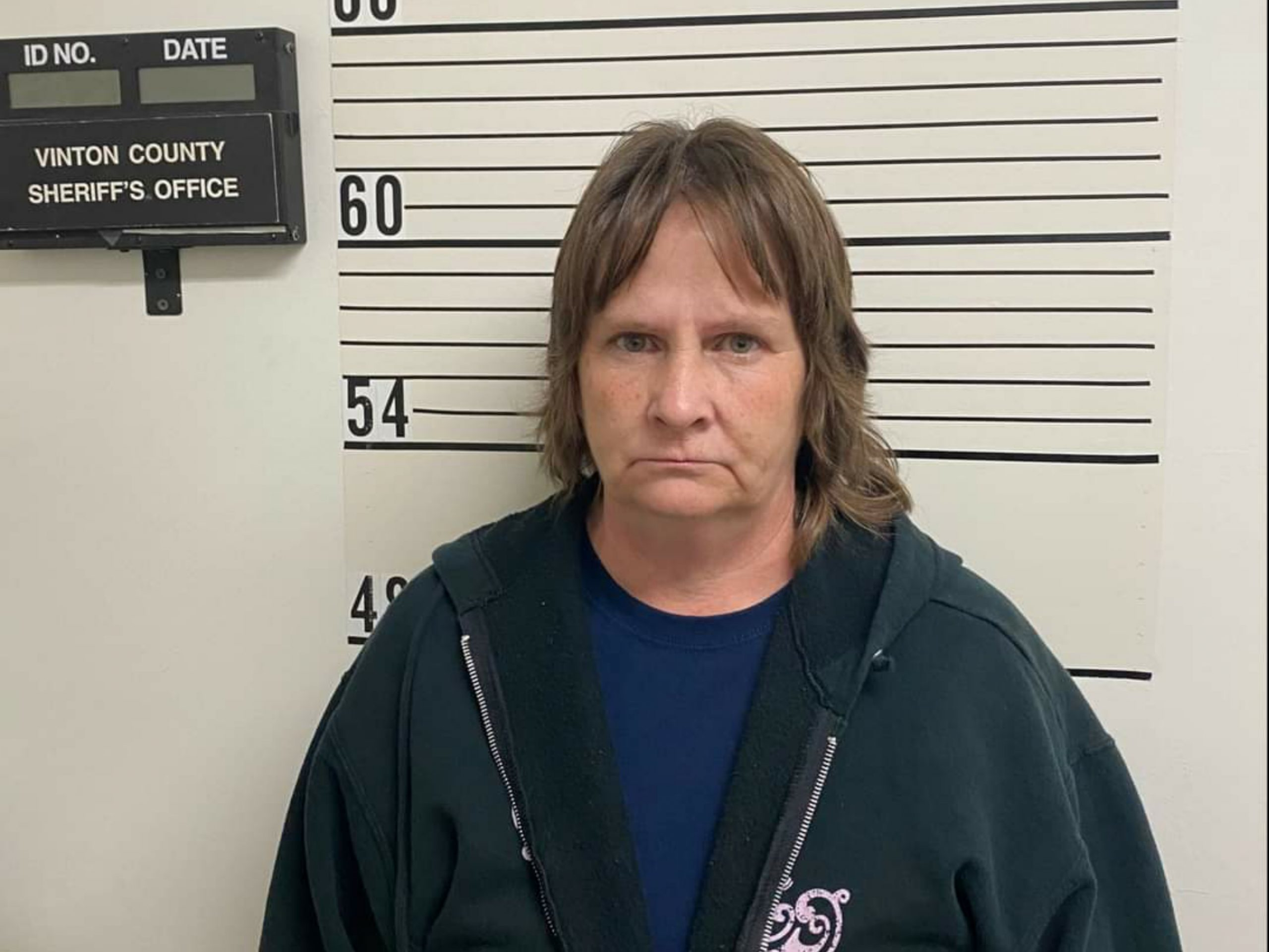 Vinton County Arrests Two People Who Were Inside Home